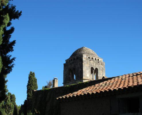 visite de la chapelle de la Madelène