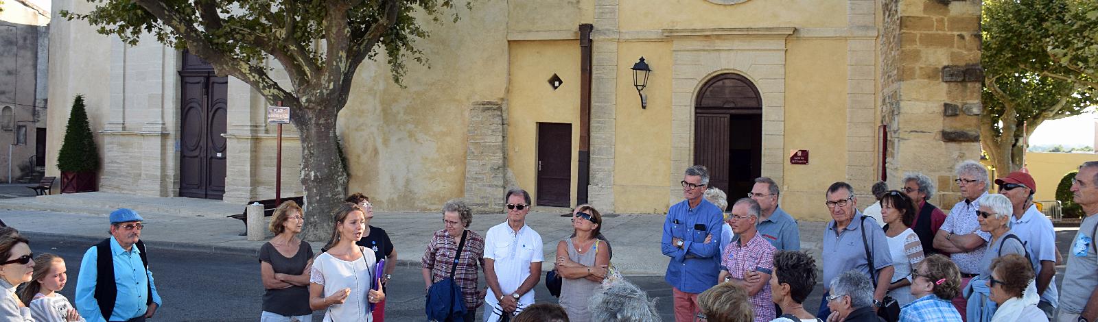 Présentation La P'tite Vadrouille - Visites en Provence