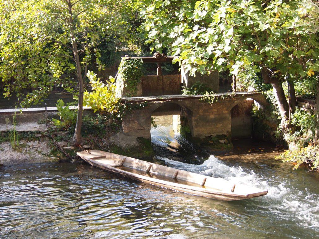 négo-chin bateau sorgue l'isle sur sorgue pêche pêcheurs