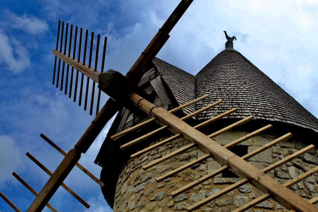 moulin à vent provence vaucluse visite guide farine