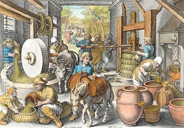 moulin huile farine meunerie provence vaucluse visite guide