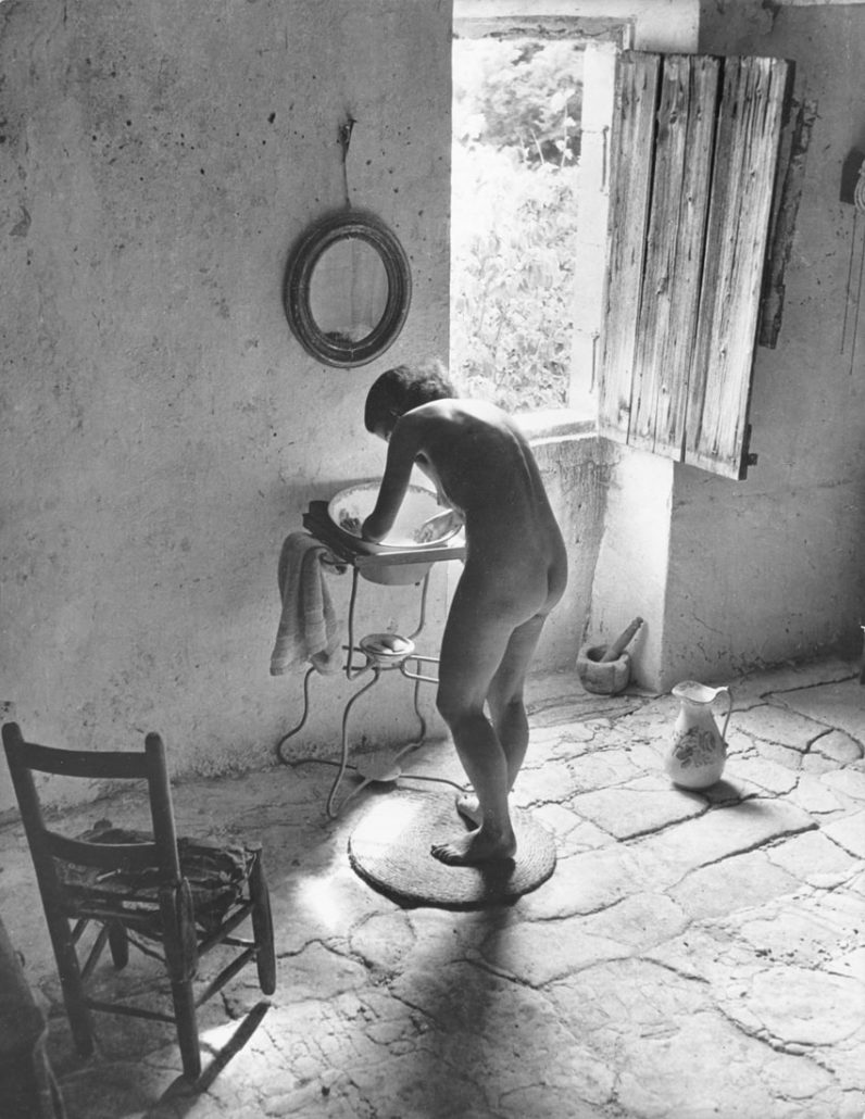 gordes willy ronis photographe photographie artiste visite guidée vaucluse provence
